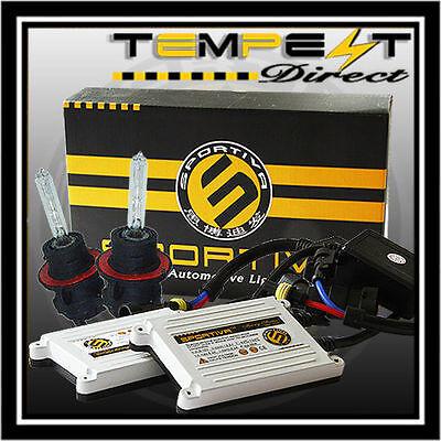 06-12 RAM 1500 2500 3500 H13 Bi Xenon Headlight AC 55W Slim HID Kit + CANBUS Fix