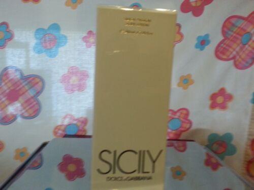 Sicily by Dolce & Gabbana Body Lotion 6.7 fl. oz - Sealed BOX