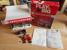 Play Big Gas / Petrol Station Service Center ESSO in Box (nr: 5742 - 300)