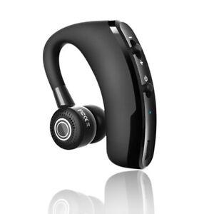 True Wireless Driver Earphone Bluetooth Headset Business Handsfree Single Earbud Ebay