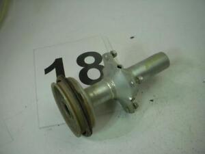 Used-1980-Honda-ATC185-ATC-185-Front-Rim-Wheel-Hub-w-brake-hub-amp-axle-WHUB-18