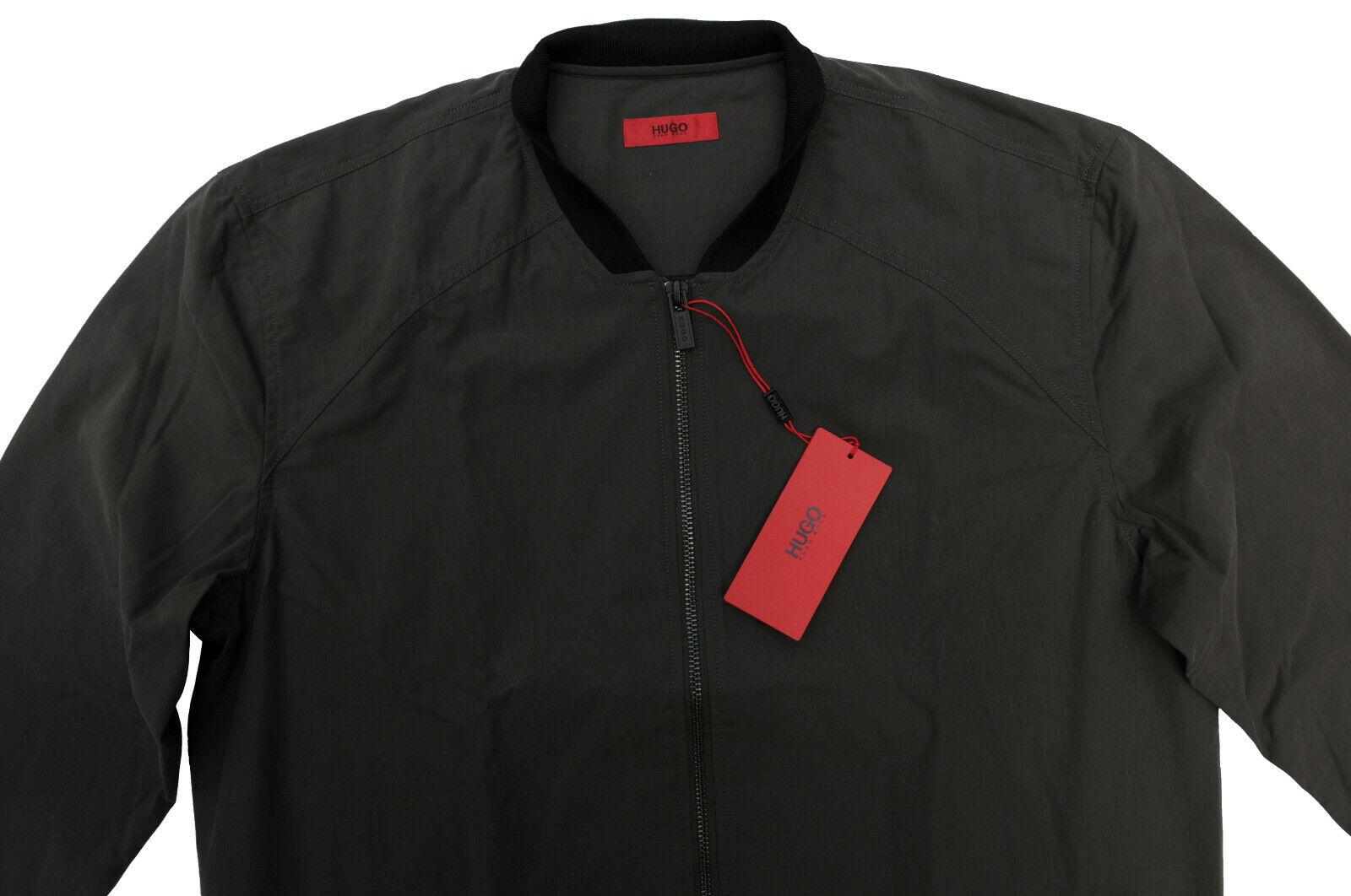 NUOVO TG. M Hugo Boss Giacca jemmerich dark-verde dark-verde dark-verde regular fit jeans a 50373510 789131