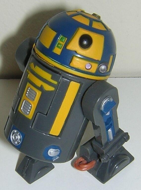Star Star Star Wars Loose R8-B7 Astromech Droid Clone Wars CW d09eb4