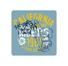 California Surfer Surf Sonne Sunny Surfbrett Aufkleber Abziehbild Grafik Vinyl
