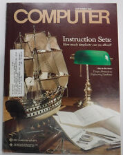 Computer Magazine Instruction Sets September 1985 071815R