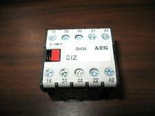 AEG SH04 24VDC COIL MINI RELAY 910-302-056-00