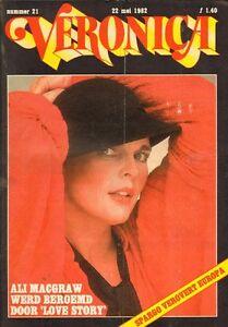 VERONICA-1982-nr-21-ALI-MACGRAW-SPARGO-CHARLENE-TILTON-MARGARETE-VAN-DAM