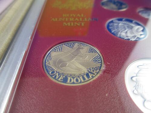 1988 Australian RAM PROOF COIN SET SUPERB!!! Excellent complete set all round