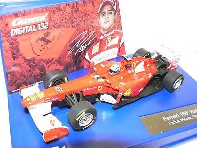 Spielzeug 6 Neu Rennbahnen & Slotcars Carrera Digital132 30627 Ferrari 150 Italia Felipe Massa No
