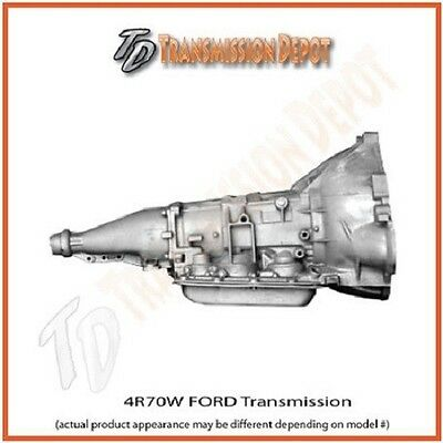 Town Car Trucks 4R70W  FORD TRANSMISSION CASE 2 HOLE STARTER Fits Mustang