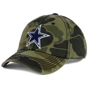 547bee982 Dallas Cowboys DCM Camolocity Logo Camouflage Relaxed Adjustable ...