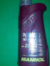 0,5L MANNOL 8980 Hydrauliköl Servoöl Power Steering Fluid MB 236.3 A0009898803