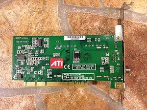 ATI TV WONDER PRO TV TUNER DRIVERS FOR WINDOWS MAC