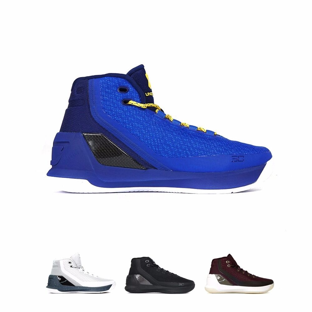 Under Armour UA Curry 3 iii D-Width Men's Shoes Collection