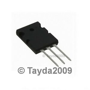 20x NPN Epitaxial Power Transistor 2SC5200 C5200 TO-264 Vceo=230V Ic=15A Pd=150W