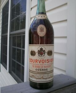 Courvoisier 3 Stars Gallon Display Empty Factice