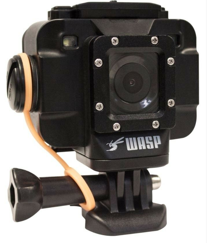 WASPCam by Cobra Wasp 9905 WiFi Action-Sports Camera Ultra-Sharp 1080p/30fps Featured
