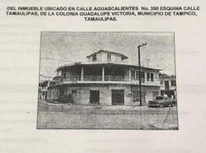 Terreno Venta Col.  Guadalupe Victoria, Tampico informes 833   ..  300 ...234