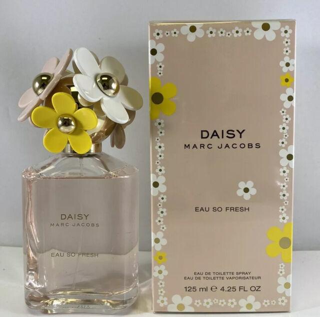 Marc Jacobs Daisy Eau So Fresh Women 125ml 4.2 Oz Eau De Toilette Spray New