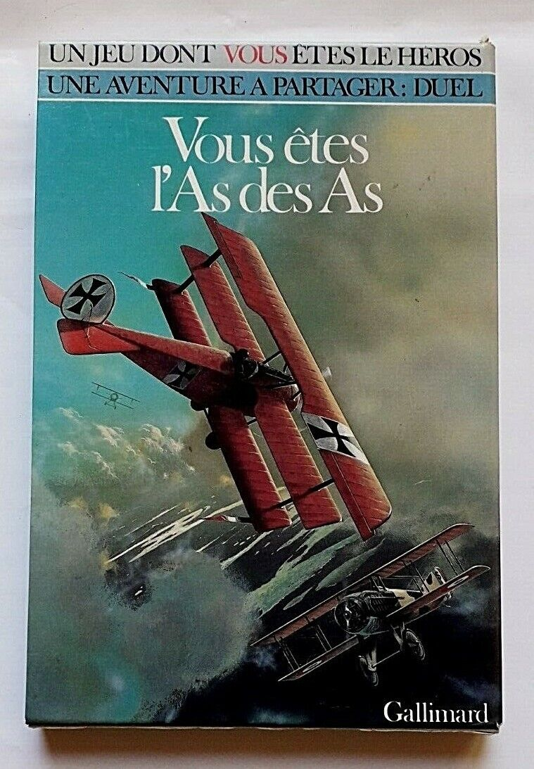 Book that you are the hero  - you are the ace aces-boxed  profitez de 50% de réduction