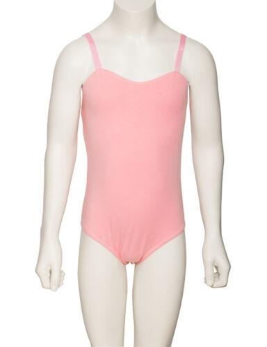 Girls Ladies Black RAD ISTD Ballet Dance Cotton  Leotard KDC020 By Katz