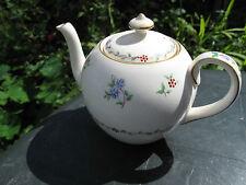 Art  Deco Foley English  Bone China  Floral Porcelain Teapot Hand Painted