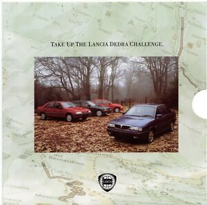 Lancia-Dedra-Test-Drive-Challenge-1993-UK-Market-Mailer-Brochure-Pack