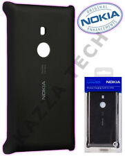 GENUINE Nokia Lumia 925 Wireless Charging Black Case Cover Shell Plate CC-3065