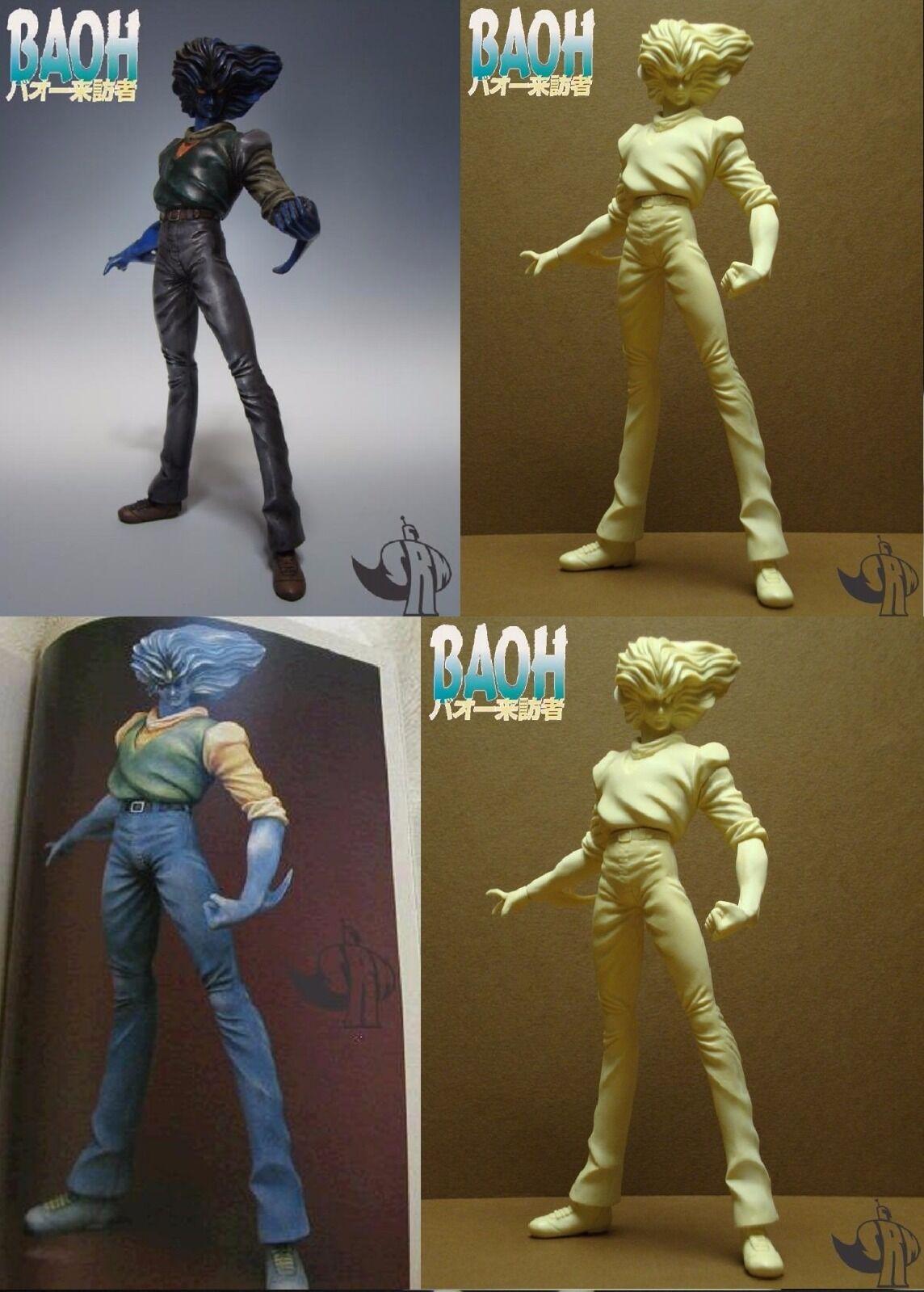 Anime model kit - Baoh バオー来訪者 resin kit 1/8 by WF 1988