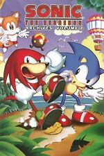Sonic the Hedgehog Archives: Sonic the Hedgehog Archives Vol. 4 by Mike Gallagher, Mike Kanterovich, Angelo DeCesare and Ken Penders (2007, Paperback)