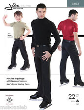 Jalie Men's & Boys' Figure Ice Skating Pants Sewing Pattern 2803 in 22 Sizes