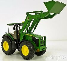 Wiking 039302 John Deere 6820 Traktor H0 M1:87