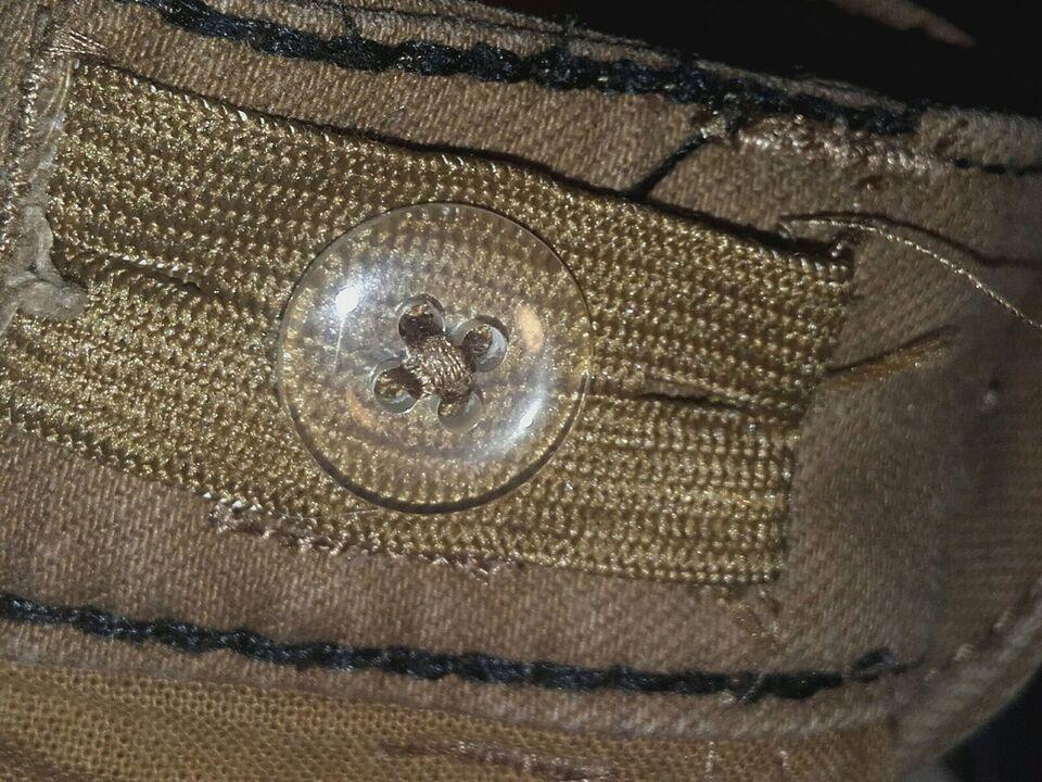Bukser, bomuld/elastik, H&M