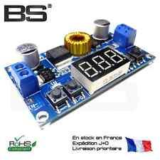 Abaisseur de tension 5A ajustable reglage touches voltmetre DC 5 36 vers 1 32V
