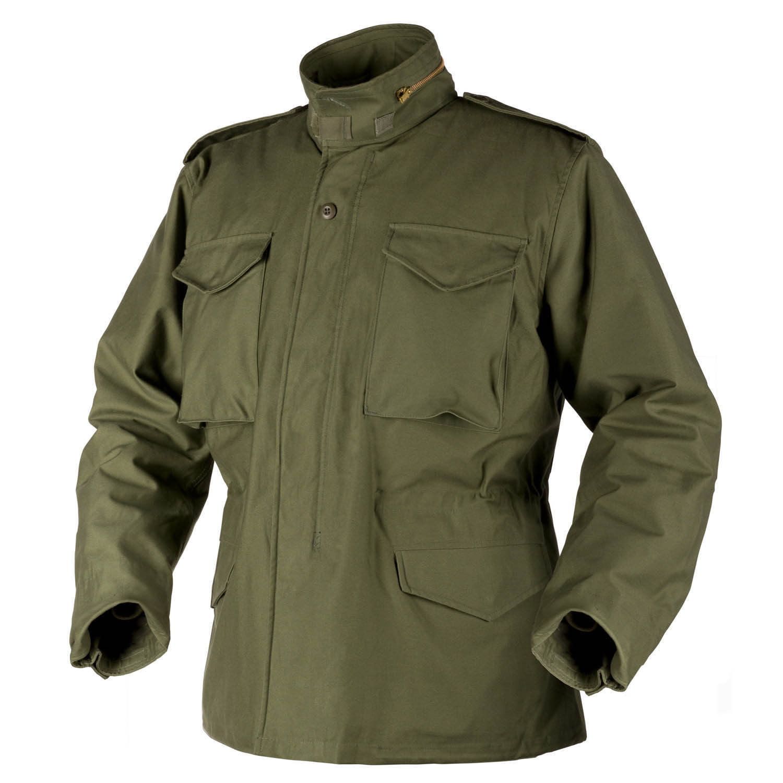 HELIKON tex  us m65 chaqueta Army fieldjacket reforger verde oliva W Liner Xlarge regular  Garantía 100% de ajuste