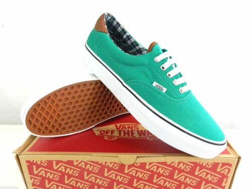 Vans En Toile Era Pepper Baskets Green 59 trwtI6q