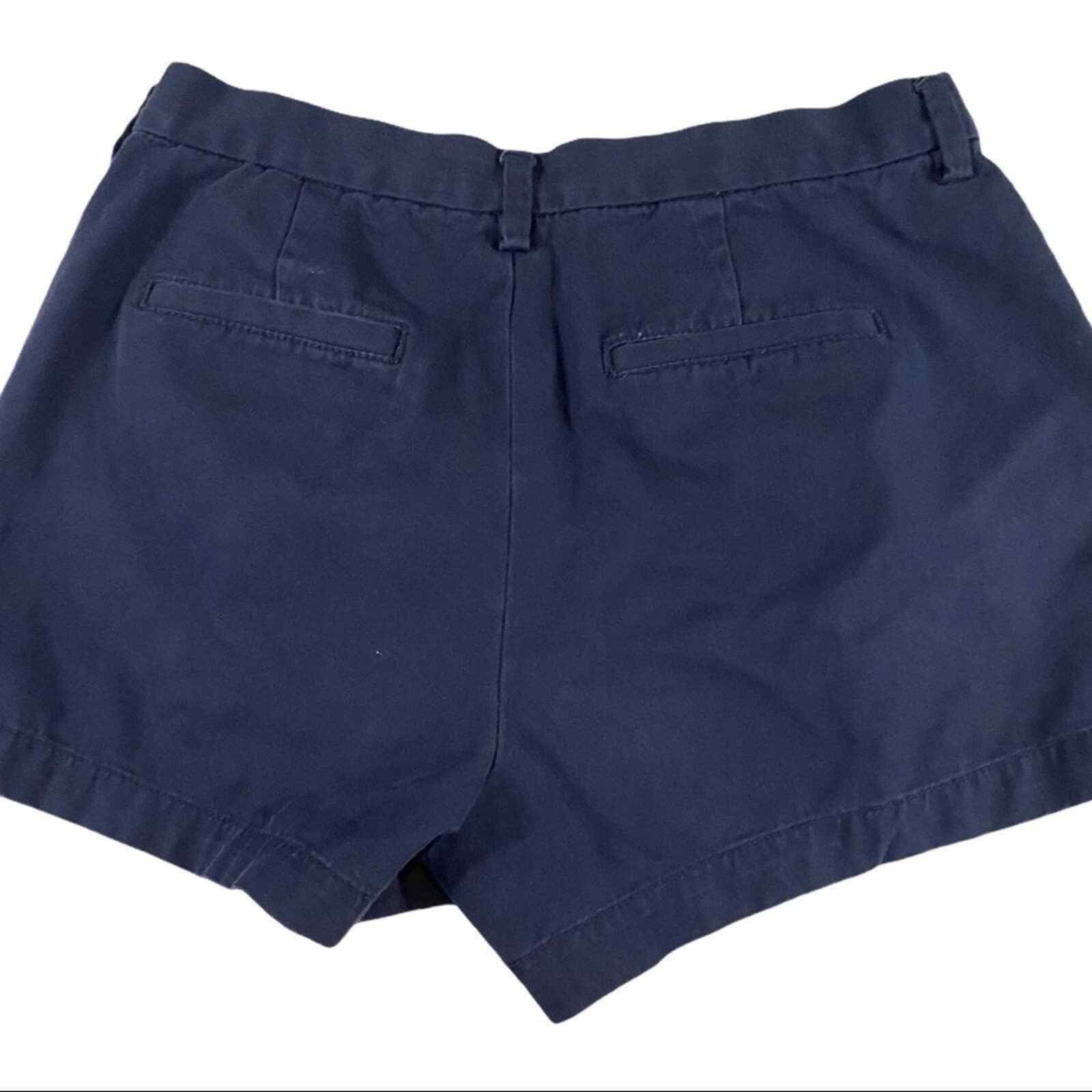 Madewell Tailored Shorts in Deep Navy 4 - image 3