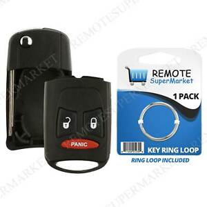Image Is Loading Replacement For Dodge Dakota Durango Remote Car Key