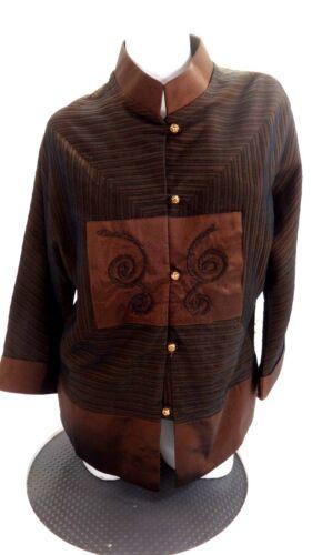 Taille Asiatique Xl Kiya Femmes Kimono Hais Authentique Veste ZFqtgYw