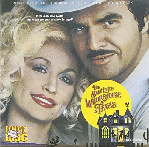 The Best Little Whorehouse in Texas [CD]