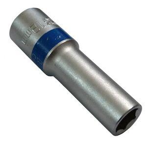 Douille de vissage 1//4 12 pans 13mm longue profonde rallong/ée haute qualit/é professionnelle en acier CrV Aerzetix