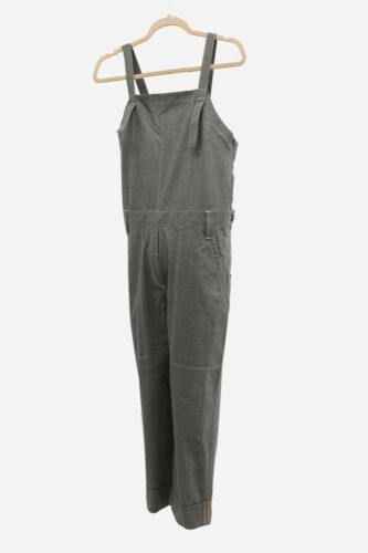 Jumpsuit A181 2475 logo Overall Beading 6us Sparkly Cucinelli 42 met Brunello Nwt IwUA1