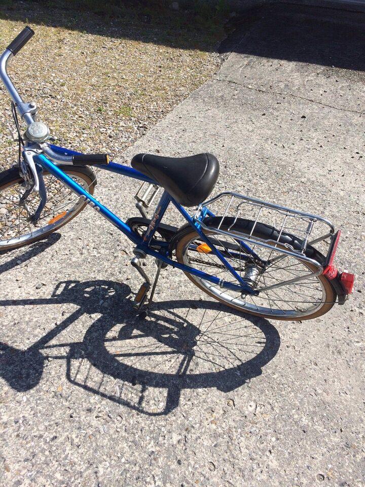 Drengecykel, classic cykel, andet mærke