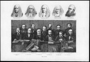 1874-Antique-Print-TICHBORNE-Jury-Hawkins-Mellor-Cockburn-Lush-Kenealy-149