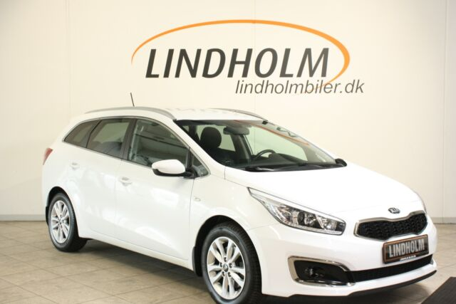 Kia Ceed 1,6 CRDi 136 Attraction SW DCT