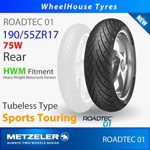 Metzeler Roadtec 01 Rear Tire 190//55ZR-17