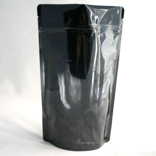 50 Stand up Pouch 6 x 9 Heavy Duty w//Zip Lock Closure Top Notch Food Storage Bag