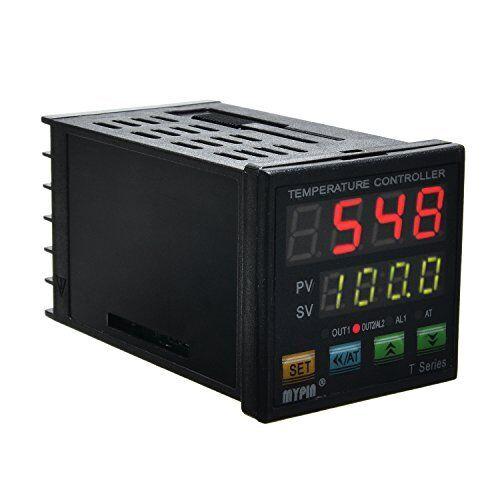 MYPIN TA4-SNR+K Temperature Controllers Thermocouple PID Dual Digital Display