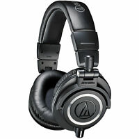 Audio-technica Ath-m50x Professional Studio Monitor Headphon on sale