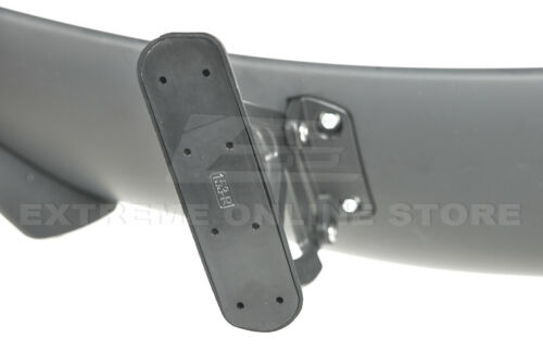 For 13-16 Porsche 981 Cayman GT4 Style ABS Plastic Rear Trunk Wing Spoiler Lip